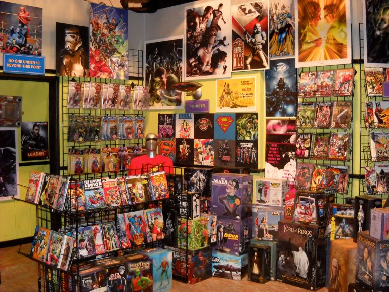 The_Big_Bang_Theory,_Comic_Book_Store__The_Comic_Center_of_Pasadena__(6196384919)