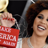 Joy Villa and the Technicolor Dreamcoat of Hate